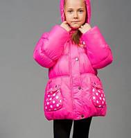"""Детская куртка для девочки """"Манифик""""   р. 34,36"""