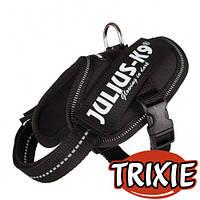Шлея Trixie Julius-K9® IDC тренировочная, для щенков, 71-96 см х 50 мм, чёрный