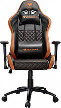Крісло для геймерів Cougar Armor Pro Black/Orange