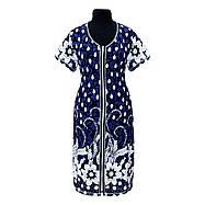 Красивый женский халат купон  кружево бордовое с 44 по 66 размер, фото 3