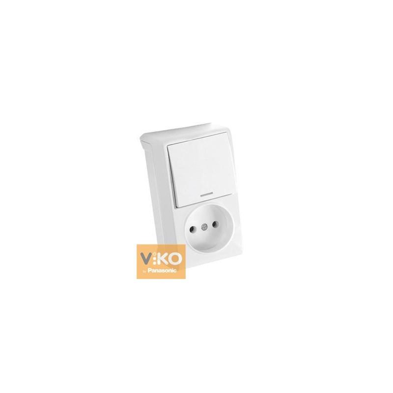 Вертикальная комбинация VIKO Vera - Белый