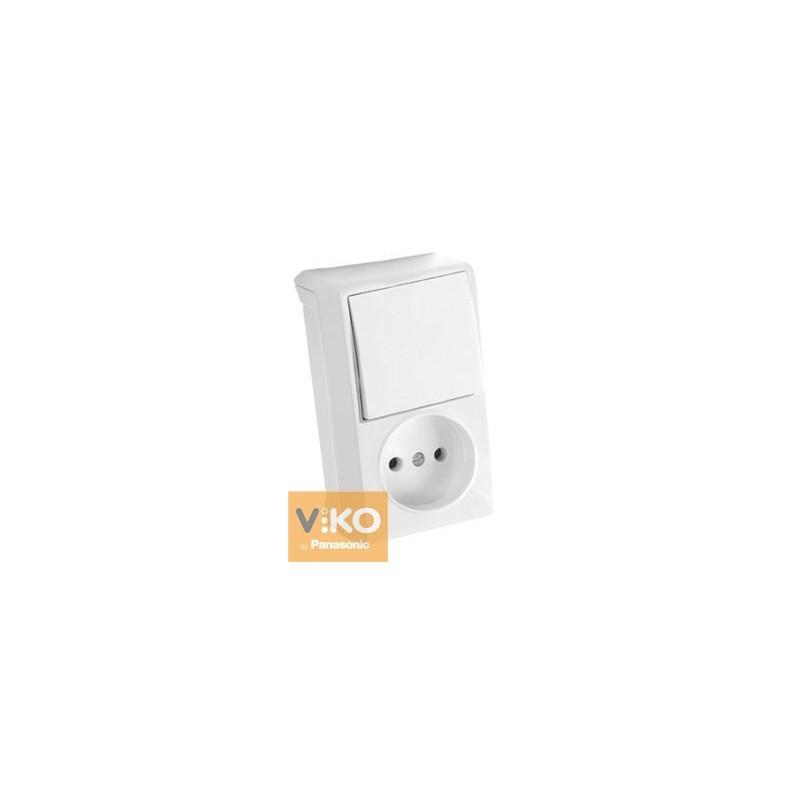 Вертикальна комбінація VIKO Vera - Білий