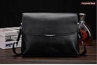 Мужская сумка-портфель Polo под формат А4   КС16