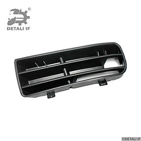 Решотка бампера Golf 4 Volkswagen 1J0853665B левая