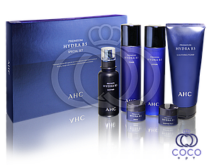 Набор для ухода за кожей премиум- класса AHC Premium Hydra B5 Special Set ( качество оригинала)