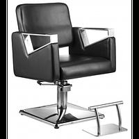 Перукарське крісло TOMAS з підставкою для ніг