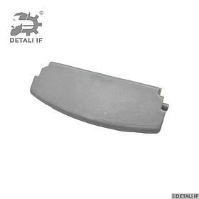 Кнопка підлокітника Audi A4 B6 B7 сіра
