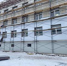 Леса строительные рамные комплектация 12 х 9 (м)