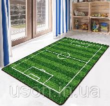 Коврик прямоугольный в детскую комнату Homytex 140*190 Footbol