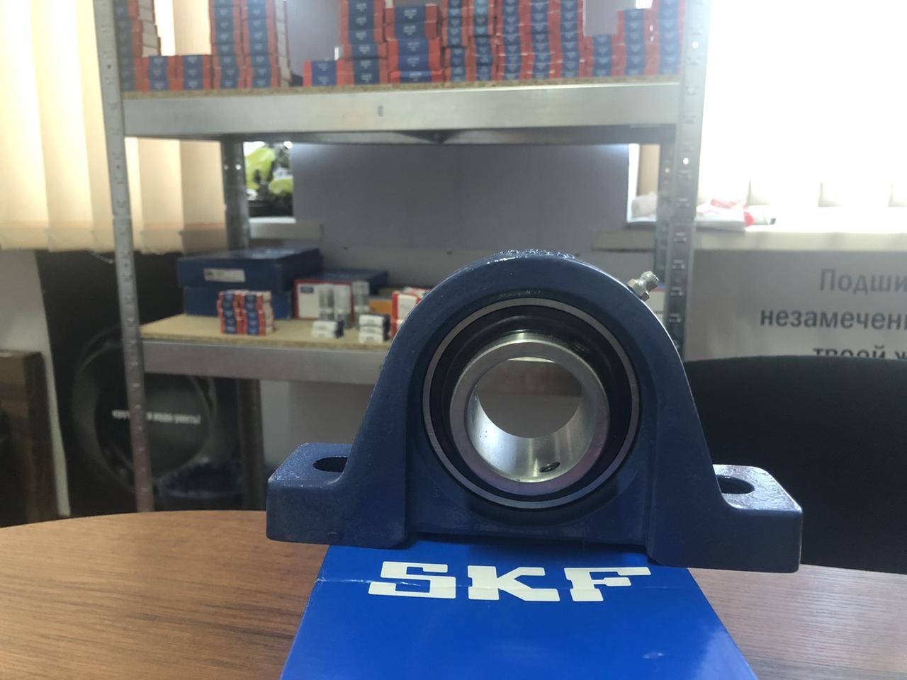 Корпусный подшипник UCP 208 SKF премиум качество