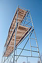 Рамные строительные леса комплектация  2 х 9 (м), фото 6