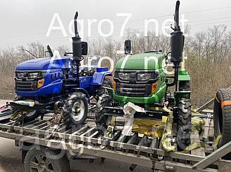 Бесплатная доставка тракторов по Украине к покупателю