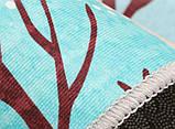 Коврик прямоугольный в детскую комнату Homytex 140*190 Owls, фото 5