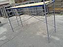 Рамные строительные леса комплектация 10 х 12 (м), фото 10
