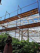 Строительные рамные леса комплектация 6 х 9 (м)