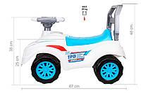 """Іграшка """"Автомобіль для прогулянок ТехноК"""