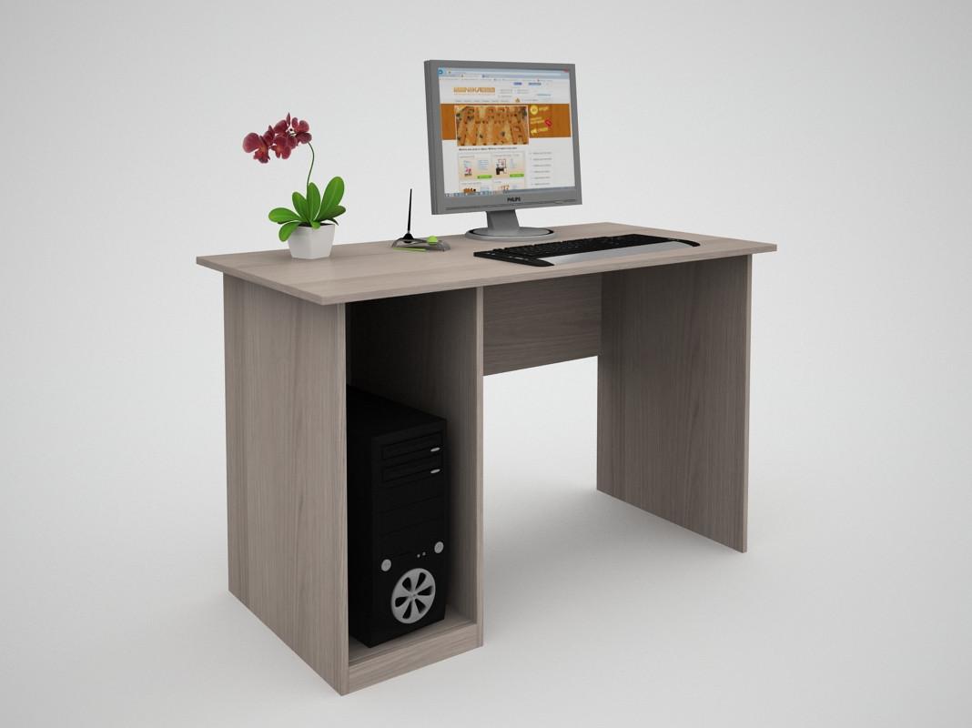 Письменный прямой офисный стол FlashNika / ФлешНика Бизнес СБ-4