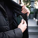 Куртка-піджак зимова Победов dolar bill, фото 2