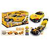 Детский набор  с транспортом 660-A208  машина-гараж30см