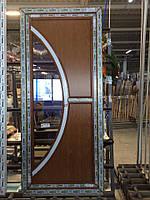 Двери межкомнатные металлопластиковые, WDS Ultra 7, 760х2000 мм