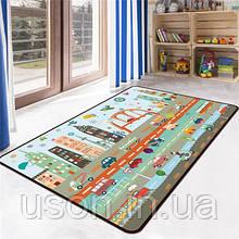Коврик прямоугольный в детскую комнату Homytex 140*190 City