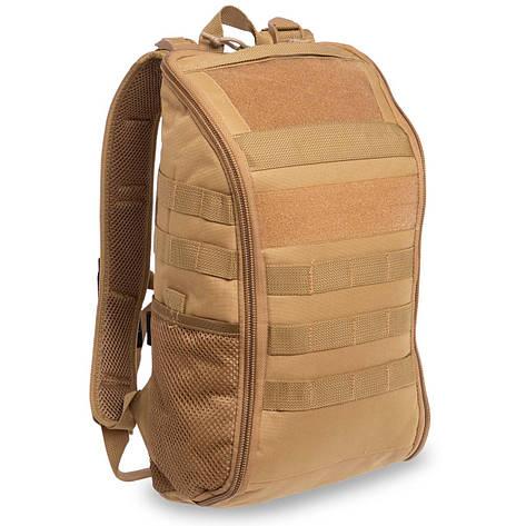 Рюкзак тактический штурмовой SILVER KNIGHT V=15л TY-608, фото 2