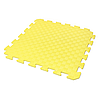 Дитячий Татамі 50х50х1см Жовтий (м'який килимок-пазл ластівчин хвіст) IZOLON EVA KIDS