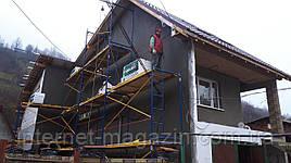 Леса строительные рамные фасадные 8 на 3 метров