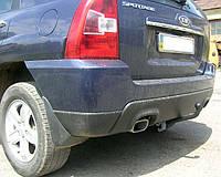 Прицепное устройство со сьемным крюком (Фаркоп) KIA SORENTO 2002-2006