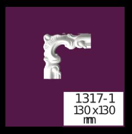 Угол Home Décor 1317-1 кутовий  , лепной декор из полиуретана