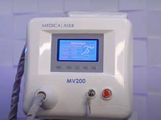 Лазер Неодимовый для удаления татуировок Nano-Light MV200 MedicaLaser