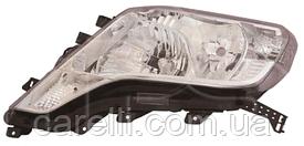 Фара ліва електро Н11+НВ3 для Toyota Land Cruiser Prado 150 2013-17