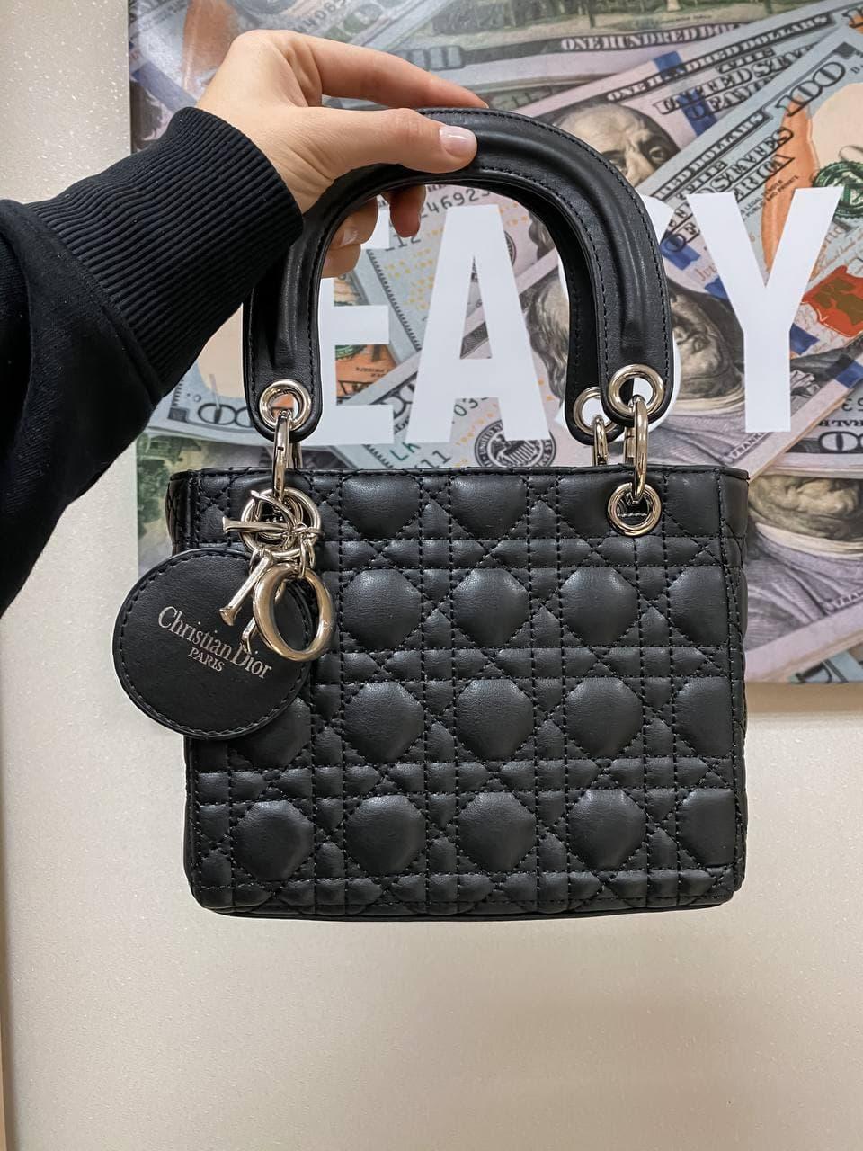 "Сумка Christian Dior ""Черная"""