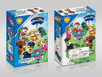 Набір для творчості PAW Patrol пластилін в коробці 9007
