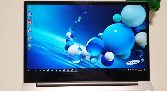 Ноутбук Samsung 7 14 FHD IPS i7-8565U 8Core! 8Gb DDR4 SSD 256Gb IntelHD 620