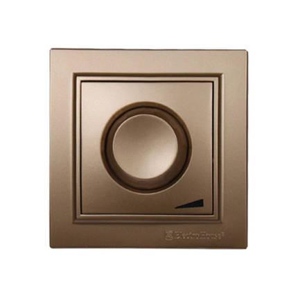 ElectroHouse Диммер Роскошно золотой Enzo 600W IP22, фото 2