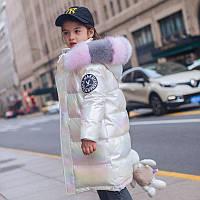 Зимняя куртка для девочки