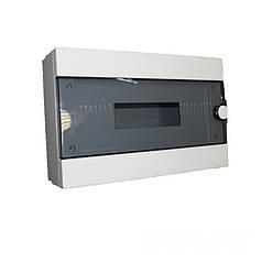 ElectroHouse Бокс пластиковый модульный для наружной установки на 16 модулей IP20