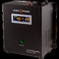 Джерело безперебійного живлення LogicPower LPY-W-PSW-500VA+ (350W) 5A/10A 12V