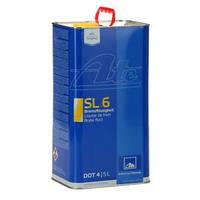 Тормозная жидкость ATE Brake Fluid SL.6 DOT-4 5 л (03.9901-6403.2)