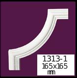 Молдинг для стен  Home Décor 1313 (2.44м) Flexi , лепной декор из полиуретана, фото 3