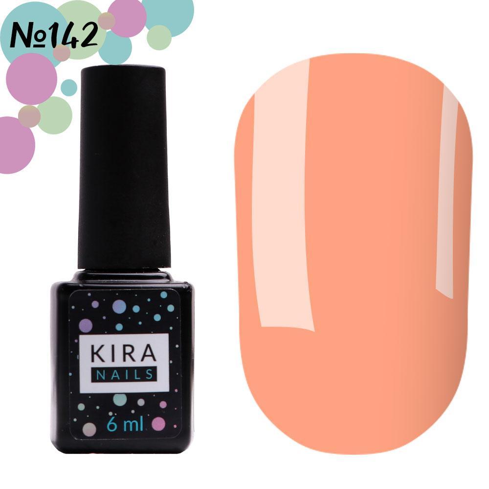 Гель-лак Kira Nails №142