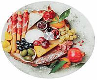 Блюдо обертове для закусок 32 см, фото 1