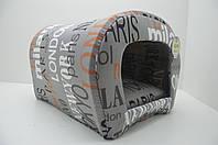 Будка туннель для собак и котов бязь