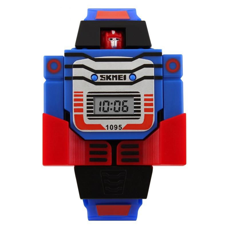 Skmei 1095 сині дитячі годинники