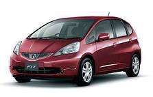 Фаркопы на Honda Jazz (2002-2007)