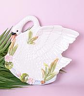 Блюдо Лебеди 42 см 59-474