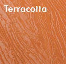Краска DECOVER terracotta (терракотовый) 0.5 КГ