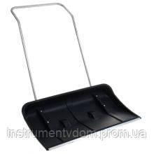 Скрепер на колесах для уборки снега MAAN (черный)