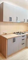 Встроенная угловая кухня 2,2 * 3,17 м 9